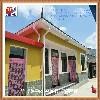 甘肃万得绿色建筑提供有品质的陕西专业岗亭定做服务——甘肃轻钢结构房