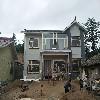 天水农村四合院——价格适中的陕西专业岗亭定做就在甘肃万得绿色建筑